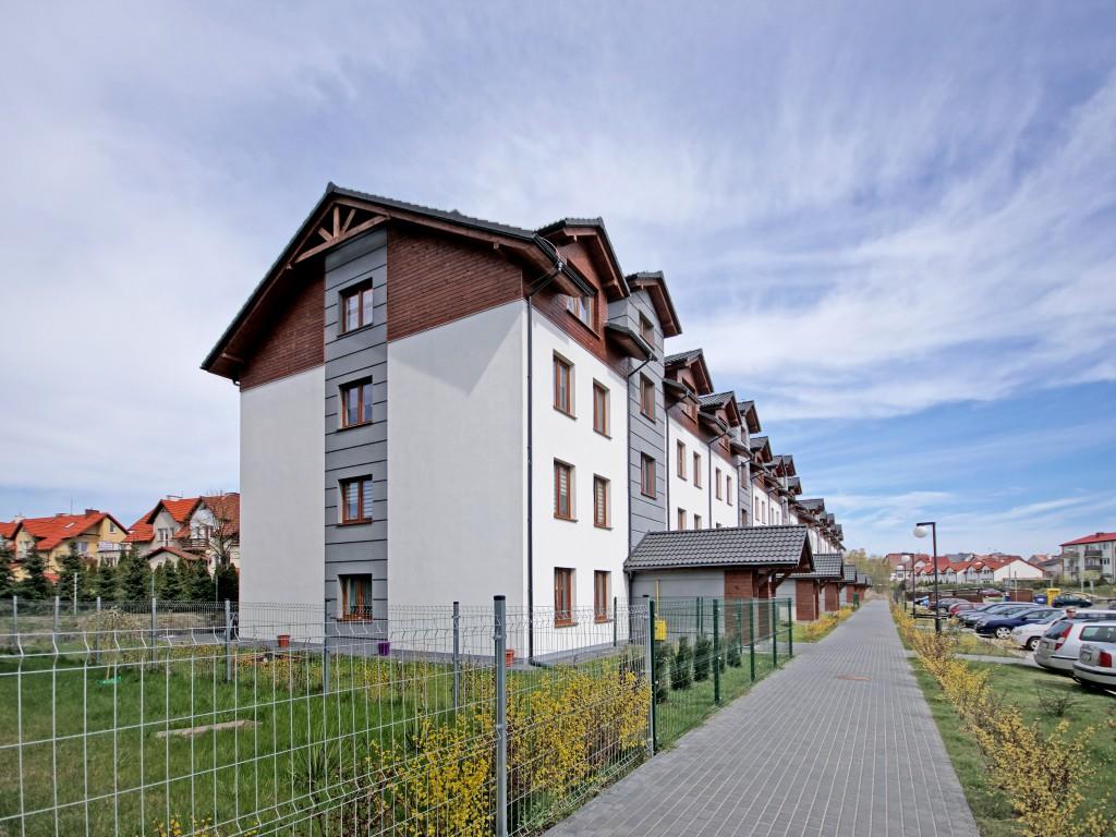 Osiedle Sasankowe to świetna opcja dla młodych, zdecydowanych na kupno mieszkania w dobrej lokalizacji