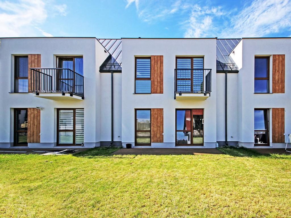 Osiedle Pogodno oferuje mieszkania z własnym ogrodem bądź z atrakcyjnym poddaszem i balkonem