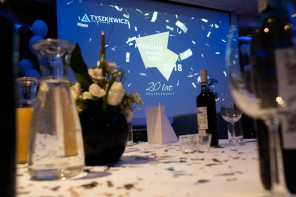 Gala Podsumowania Roku 2018 – 20 lat Tyszkiewicz Nieruchomości