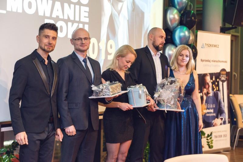 Nagrodzona trójka wspaniałych kierowników
